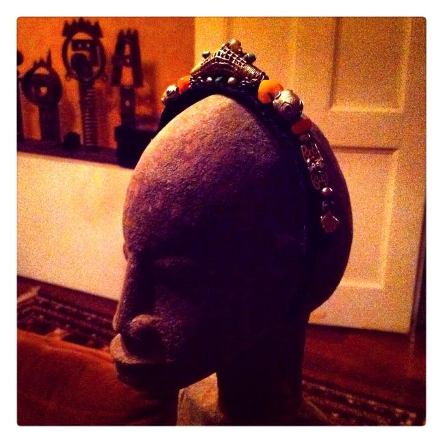 African Headband B