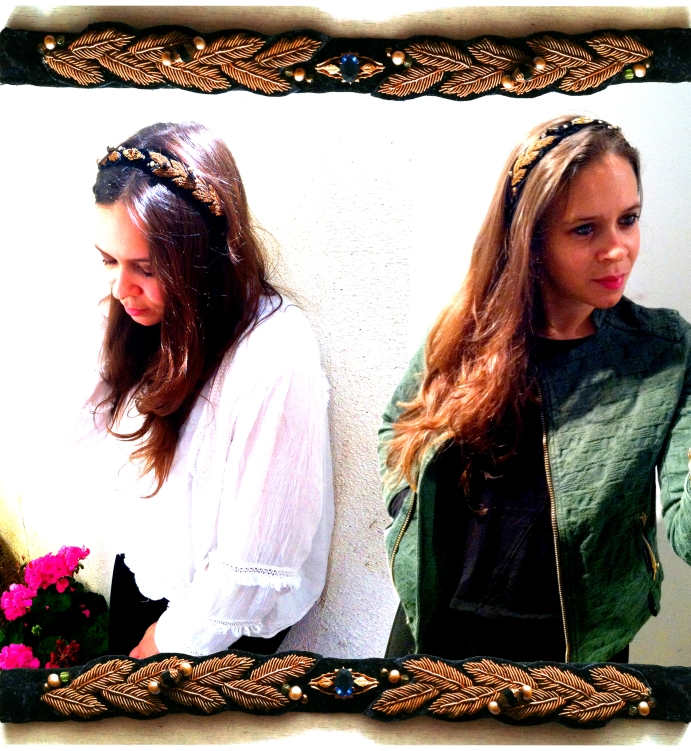 Crown Laurel Collage C
